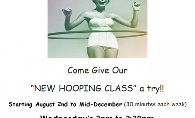 Hooping Class