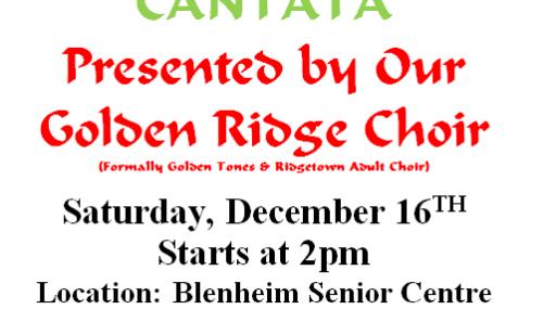 christmas cantata2017